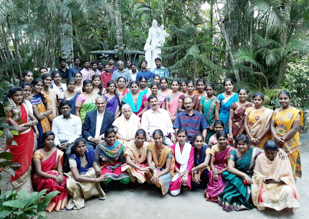 STAFF EDUCATIONAL TOUR TO KERALA